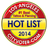 los angeles hot list business 2014